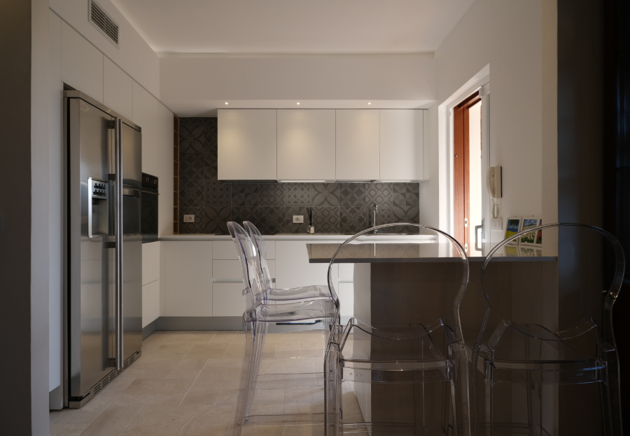 BESPOKE KITCHEN, OLBIA