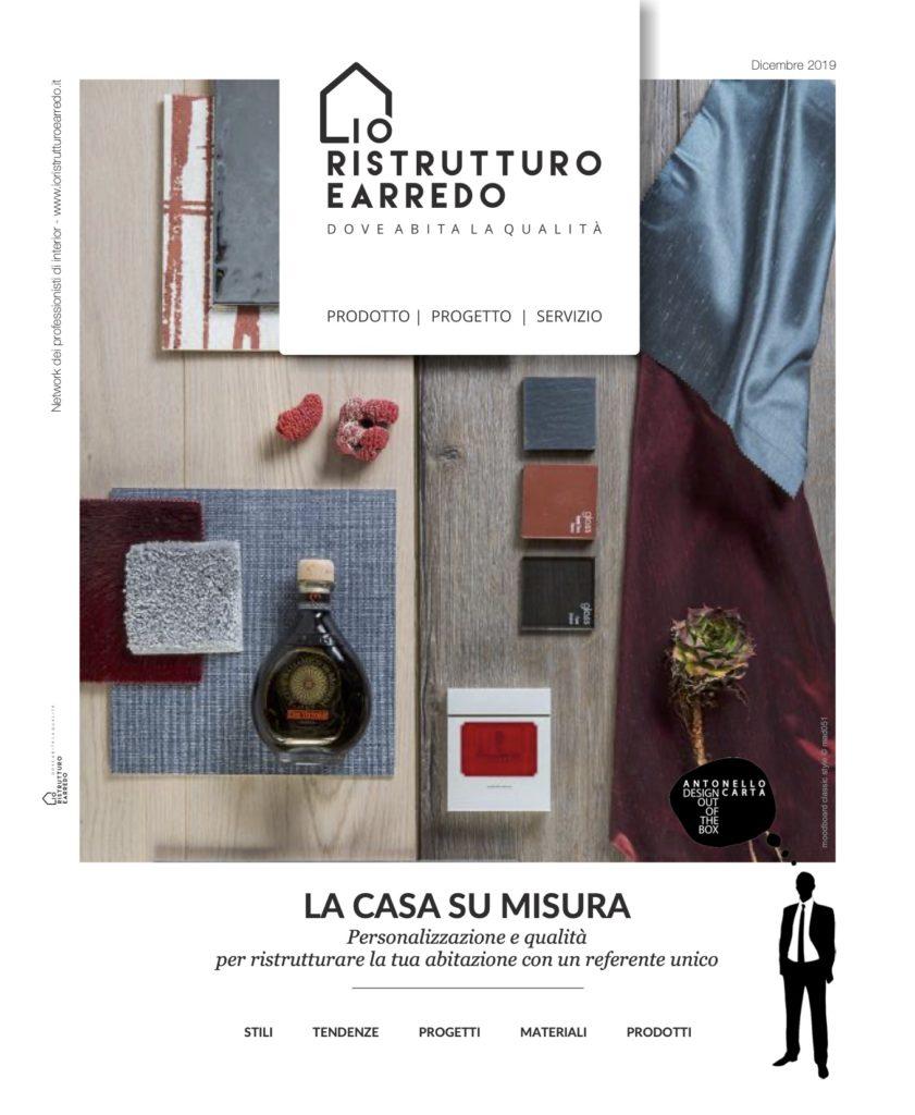 Nuova edizione della rivista #ioristrutturoearredo