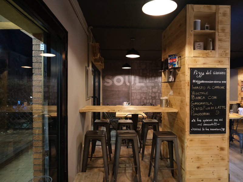 Adriano's pizzeria, Olbia